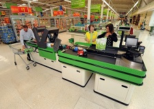 Asda introduces fast 360 degree barcode scan