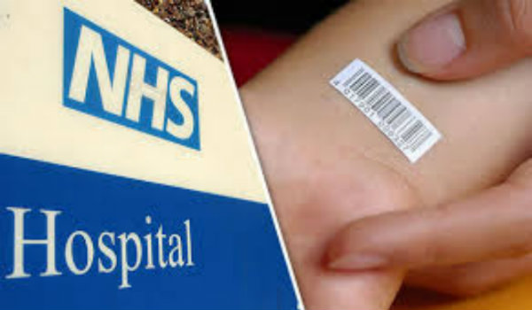 NHS introduce barcode technology to save money, and lives.