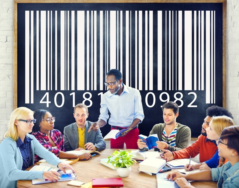 Barcodes: Too cool for school?