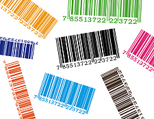 Calculating Contrast and Barcode Labels